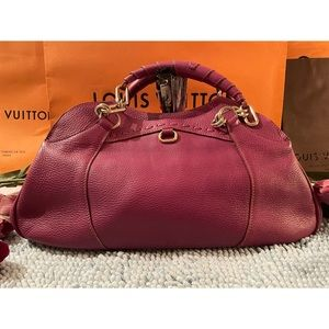 Anya Hindmarch London Leather Handbag